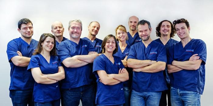 L'équipe de Vetalia